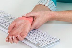 Douleur aux poignets