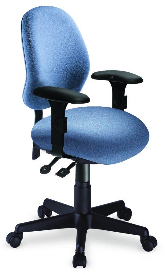 Chaise ergonomique Saffron II ErgoCentric e1500667987484 Résultat Supérieur 5 Beau Fauteuil De Bureau Accoudoirs Réglables Stock 2018 Hjr2