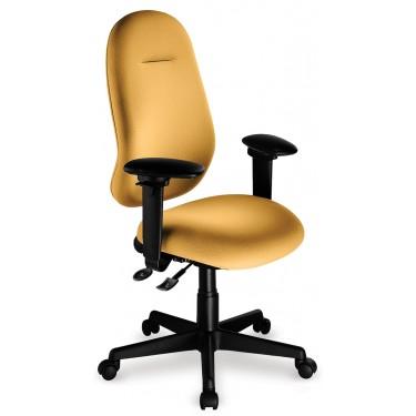 chaise ergonomique simple design chaise de bureau ergonomique fauteuil de bureau ultimate. Black Bedroom Furniture Sets. Home Design Ideas