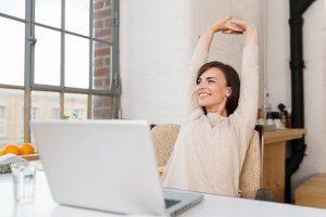 Diminuer les effets négatifs du travail assis